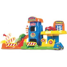 Brinquedo Para Criança De 2 Anos Meninos Infantil Baby Posto