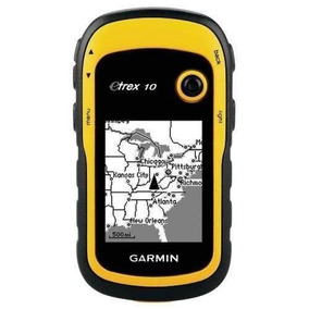 Gps Garmin Etrex 10 Mede Area Rural Hectares Terrenos Cx