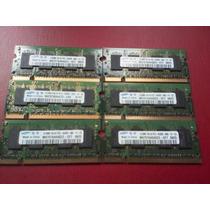 Memoria Ram Ddr2 512mb 667 Samsung Para Laptop