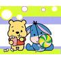 Kit Imprimible Winnie Pooh Bebe Cotillon Imprimible