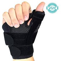 La Artritis Del Pulgar Férula Por Vive - Soporte Ajustable C