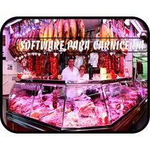 Software Para Gestión De Carnicería Y Charcuteria. Excelente