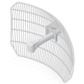 Air Grid M2 Hp 20 Dbi 2.4ghz Antena Integrada + Fonte Poe