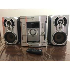 Mini System Sony Mhc-rg111 - 120w Rms - 1350w Pmpo