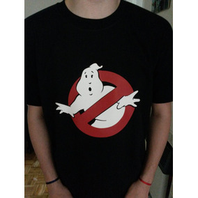 Remera Ghostbuster Cazafantasmas Caza Fantasmas Envio Gratis