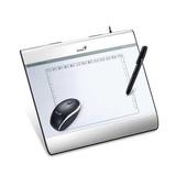 Tableta Grafica Genius Mousepen I608x, Lapiz Táctil, Mouse