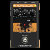 Tc Helicon Voicetone E1 Echo Y Tap Delay Vocal Nuevo!