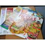 Revistas Clarin Cotta Postres Helados Panaderia Fiestas