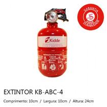 Extintor Abc Automotivo 1k Gordinho
