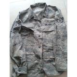 Camisola Us Air Force Original Militar Digital Atigrado