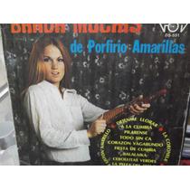 Banda Mochis De Porfirio Amarillas Lp