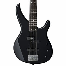 Yamaha Trbx174bl Bajo Eléctrico 4 Cuerdas Negro