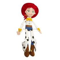 Boneco De Pelúcia Disney Toy Story Jessie Original