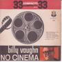 Compacto Vinil Billy Vaughn No Cinema - Rge