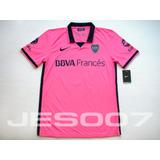 Nueva Camiseta Suplente De Boca Juniors 2013/14 - Nike Match