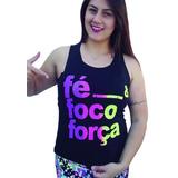 Kit 5 Regatas Feminina Blusinha Fitness Academia Ginasticas