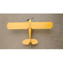 Aeromodelo Elétrico Kit Piper J3 - Pronta Entrega - Deprom