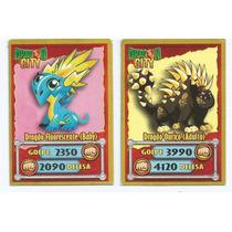 2 Card Game Dragon City.