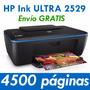 Impresora Hp Ink Advantage Ultra 2529 Alto Rendimiento