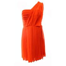 Vestido Talla S Rachel Roy Naranja