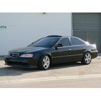 2001 2002 2003 Acura Cl Tl Un Piston Anillos Biela Motor 3,2