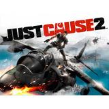 Just Cause 2 Para Pc (licencia Digital)
