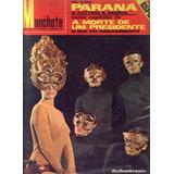 Manchete 1967.carnaval.fantasias.paraná.tragedia No Rio.rony