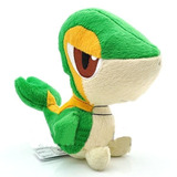 Pelucia Pokemon Tsutarja Snivy De Pelucia 15cm