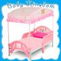 Cama Infantil De Nena Disney Princesas Original Nueva 2en1