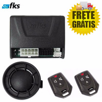 Alarme Automotivo Fk902 Sb Plus