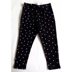 Pantalón Niña H&m, Algodón, Diseño Puntos 18-24 Mes 3-4 Años