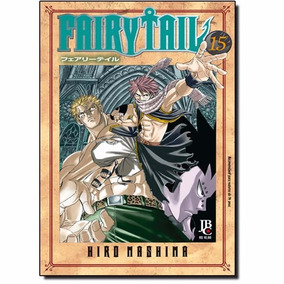 Mangá Fairy Tail Nº. 15