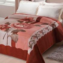 Cobertor Casal Padrão Jolitex!!! Kyor Valentine