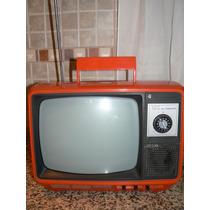 Televisor Philips Tx All Transistor 12 Funcionando!