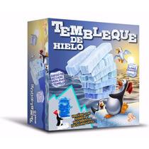 Juego Tembleque De Hielo Pingüinos Jenga