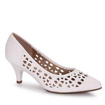 Sapato Scarpin Feminino Beira Rio - Branco