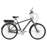 Bicicleta Elétrica Sense S111e Wind Cinza Fosco 36v 250w