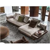 Seccional Modular Sofa Forestal Tela - Nor Moveis