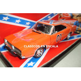 Dodge Charger Dukes De Hazzard - 1er Edition - Ertl 1/18