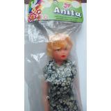 Muñeca Anita Retro De Los Años 90