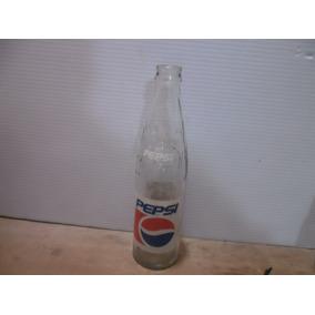 Pepsi Botella Antigua De Coleccion