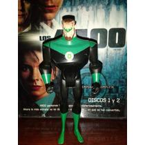 Kyle Green Lantern Arkis Dc Jlu