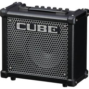 Amplificador Combo Guitarra Roland Cube-10gx