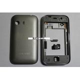 Carcaça Celular Samsung Galaxy Y S5360 Com Chassi