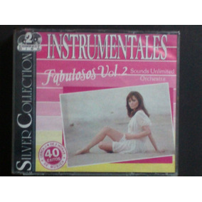 Sounds Unlimited Orchestra Instrumentales Fabulosos Vol. 2