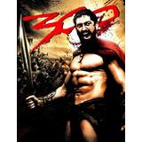 300. Edición Widescreen. Dvd. 2007.