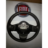 Volante Fiat Uno Vivace P/ Air Bag 2009 ~ 2012 Original Novo