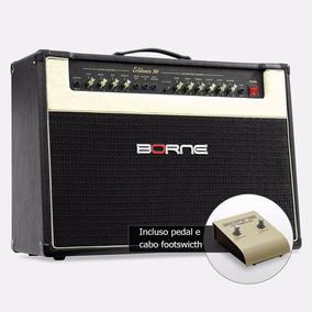 Cubo Amplificador Guitarra Borne Evidence 200 2x12