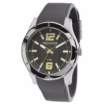 Relógio Masculino Technos Pulseira De Borracha 2035mda/8p