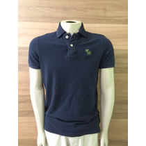 Polo Abercrombie & Fitch Masculina